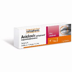 ACICLOVIR RATIO LIPPENHERP